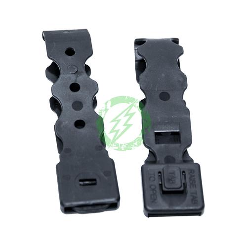 MC Kydex RACC for UV-5R Extended Battery | Multicam Black Straps