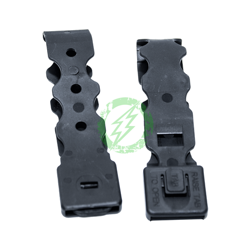 MC Kydex Universal M4/AR Magazine Carrier | Multicam Black Straps