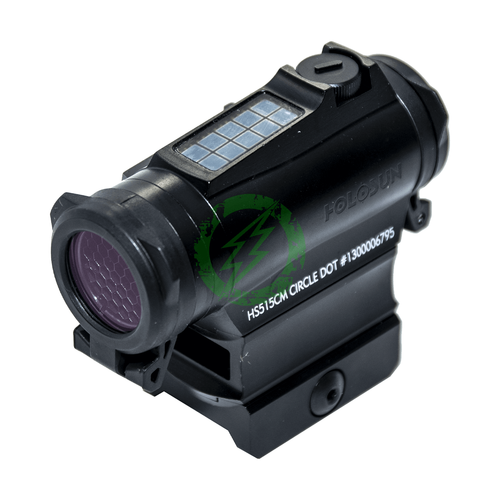 HOLOSUN HS515CM Red Dot Sight | 2 MOA Back