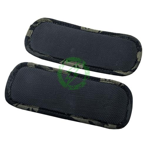High Speed Gear Multicam Black Shoulder Pads Bottom
