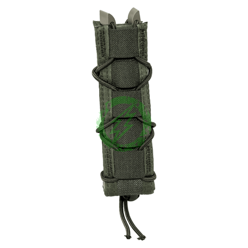 High Speed Gear Olive Drab Extended Pistol TACO LT Back
