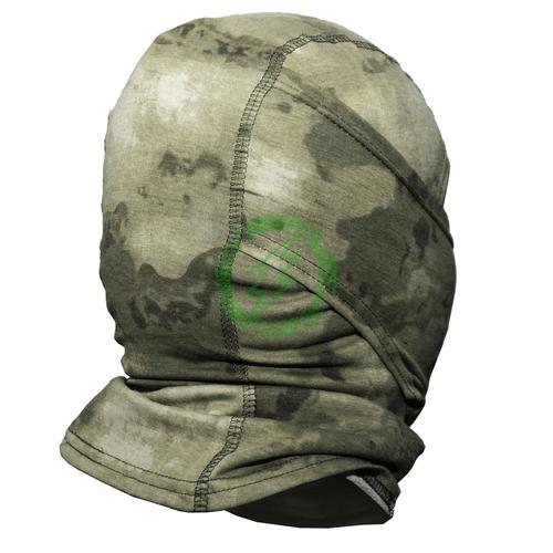 Russian Ambush Balaclava | Green Moss Back