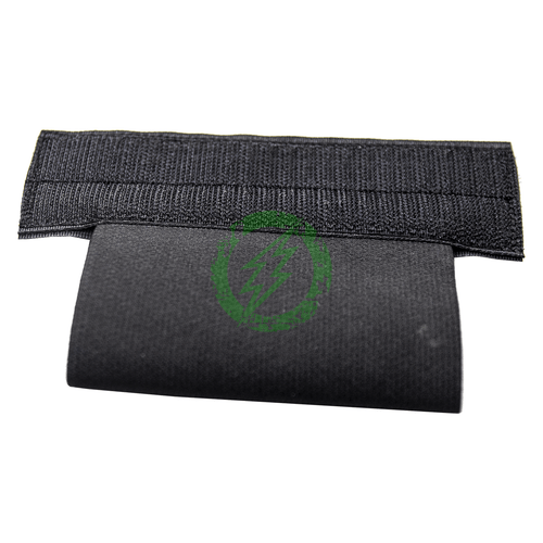A3A Velcro Elastic Wing Banger Pouch for Grenades and Smokes Black