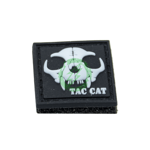 Tac Cat Airsoft Fallen King Tac Cat Ranger Eye PVC Patch | Glow in the Dark