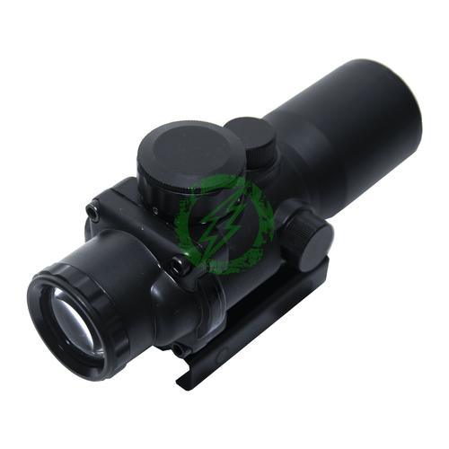 SOUSA Tactical Precision Prismatic Scope Back