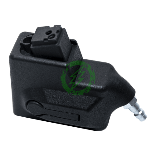 Primary Airsoft Glock HPA / M4 Magazine Adapter Back