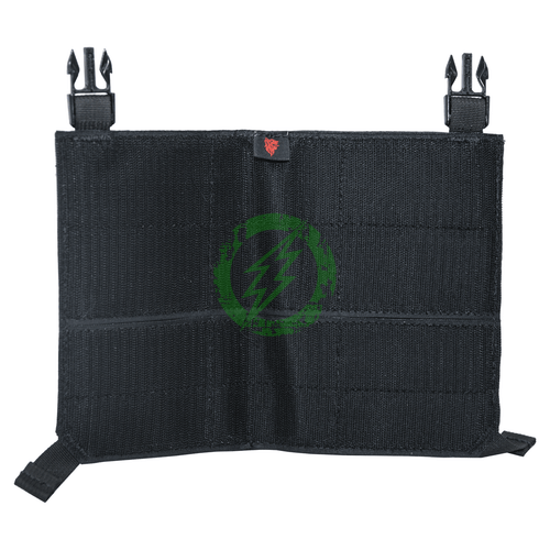 LBX Tactical Black Modular Panel with Clips Back