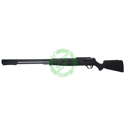 Umarex | PCP SYNERGIS .22 Caliber Under Lever Pellet Air Rifle Airgun Left