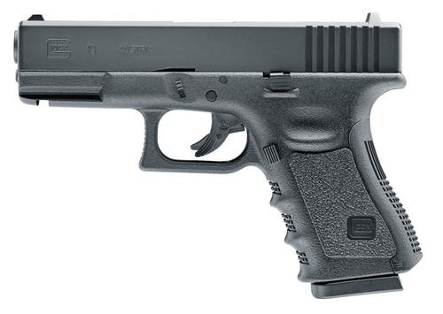 Umarex PCP Glock G19 GEN 3 BB Gun .177 CO2 Action Pistol Left