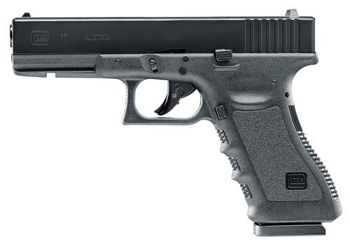 Umarex PCP Glock G17 GEN 3 BB Gun .177 CO2 Action Pistol Left
