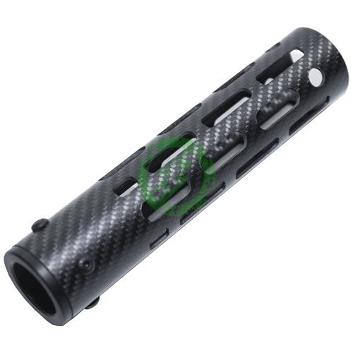 MAC Airsoft Carbon Fiber M4 ULTRALIGHT MLOK Handguard