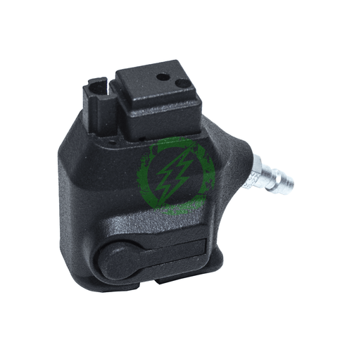 Primary Airsoft Hi-Capa HPA MP5 Magazine Adapter for KJ Works Novritsch SSP1 GBB Back