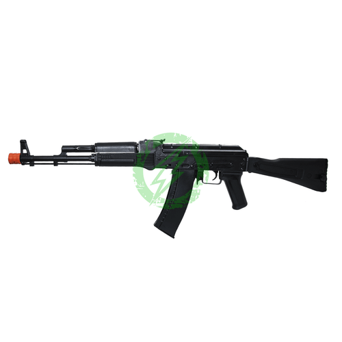 LCT LCK74MN Steel Airsoft AEG with Side Folding Stock Left
