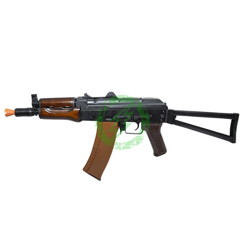 LCT Airsoft LCKS74UN Full Metal AEG with Side Folding Stock Left