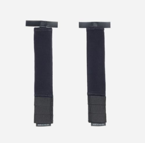 Haley Strategic FlatPack Shoulder Pads | Pair Black