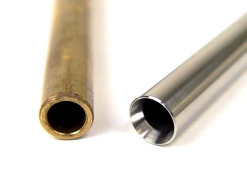 Prometheus - EG 6.03mm Barrel 455mm Compared to a Stock Barrel