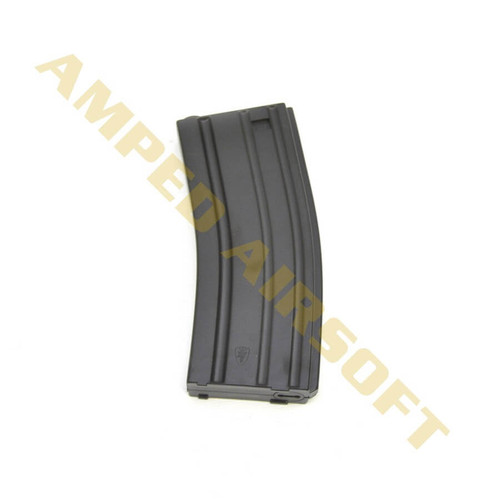 Umarex - Elite Force - M4/M16 Mid Caps (140rd/Black) Left Side