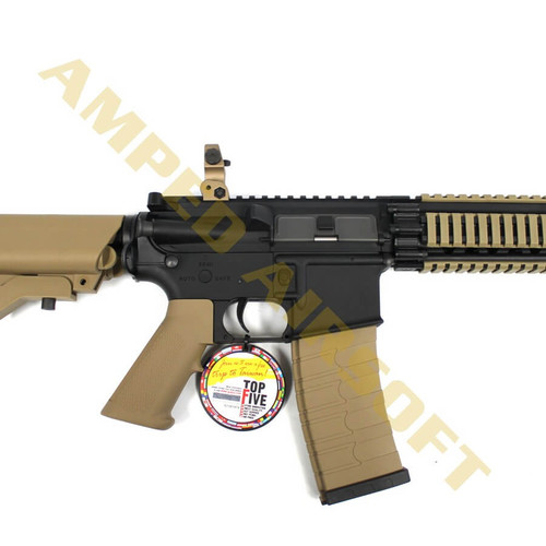 G&G - Combat Machine CM18 MOD1 (Black) Right Receiver