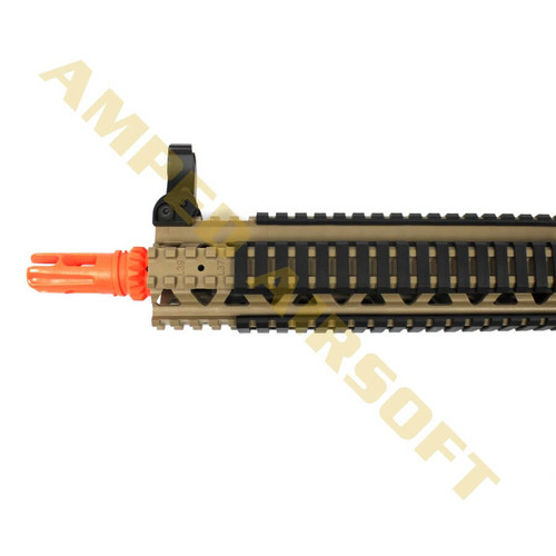 G&G - Combat Machine CM18 MOD1 (Desert) Front Rail and Sight