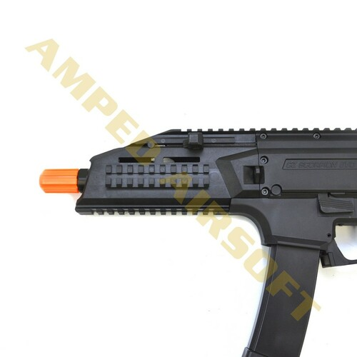 Action Sport Games - CZ Scorpion EVO 3 A1 Proline AEG Airsoft Gun Rail and Front End Assembly