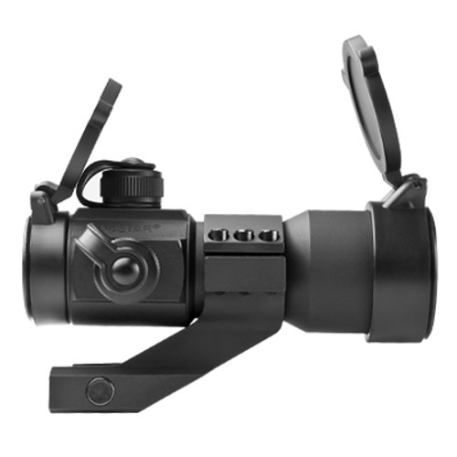 NC Star - 35mm Red/Grn/Blue Dot Tube Reflex Optic (Black) Side
