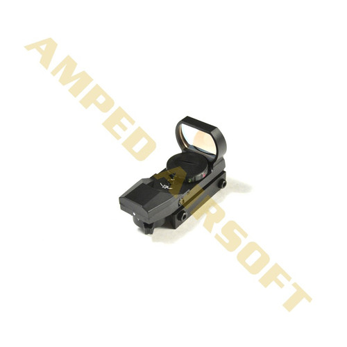 NC Star - Red & Green Four Reticle Reflex Sight Rear