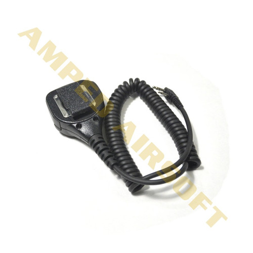 Code Red Signal 21-K Shoulder Microphone | Kenwood 2 Pin Back