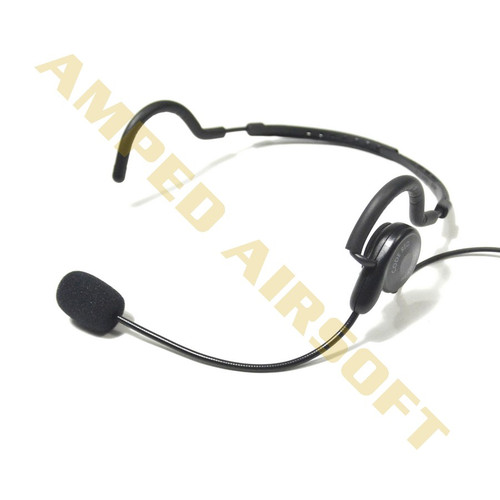 Code Red CQB-M Behind Head Headset with Boom Mic | Motorola 2 Pin