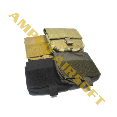 LBX Tactical - Admin Pouch Colors (Coyote Brown, Black, Multicam, Mas Grey)