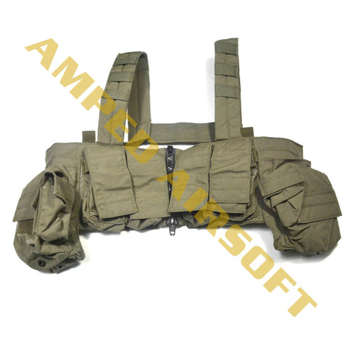 LBX Tactical - Lock and Load Chest Rig (Ranger Green)