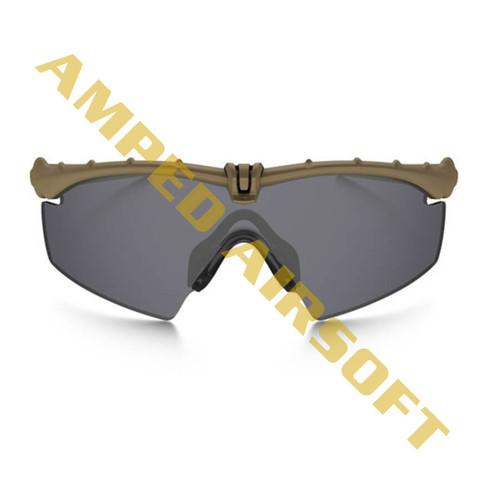 265a40d87b Oakley - SI Ballistic M Frame 3.0 - Dark Bone Frame w  Grey Lens