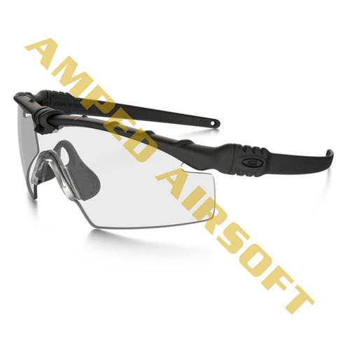62cd355e8a7a8 Oakley - SI Ballistic M Frame 3.0 - Black Frame w  Clear Lens