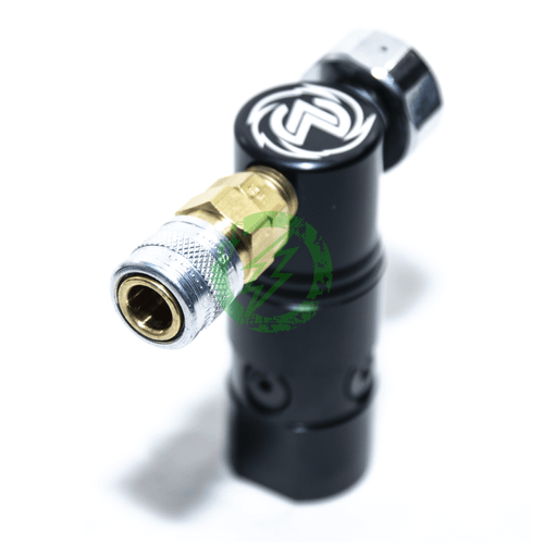 Wolverine Airsoft STORM OnTank Black Regulator without Line qd