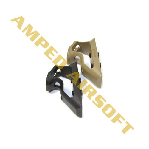 PTS Fortis Shift Short Angle Grip (Keymod Mount/Black)