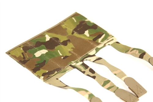 Blue Force Gear - Helium Whisper Ten Speed Quad MP7 Pouch (Multicam) 2