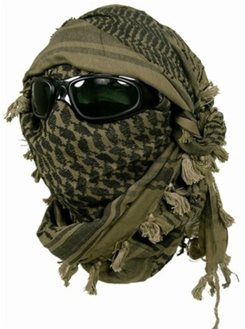 Condor - Shemagh (Olive Drab/Black)