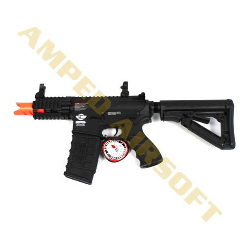 Amped Custom HPA Rifle - G&G Combat Machine Fire Hawk AEG