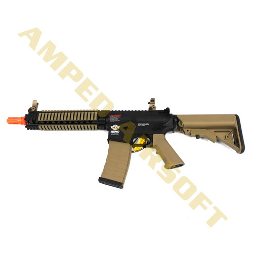 Amped Custom HPA Rifle - G&G Combat Machine CM18 MOD1 (Black)