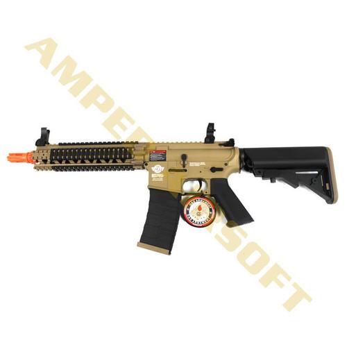 Amped Custom HPA Rifle - G&G Combat Machine CM18 MOD1 (Desert) Left Overview