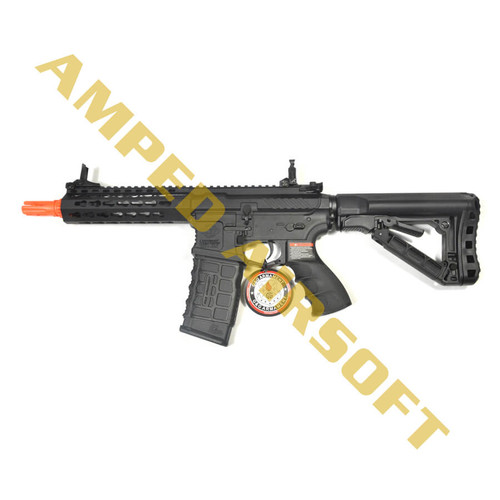Amped Custom HPA Rifle - G&G Combat Machine CM16 SR-S