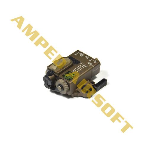 G&P - Compact Dual Laser Designator (Sand) - 2