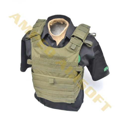 Condor - Gunner Lightweight Plate Carrier (Black)