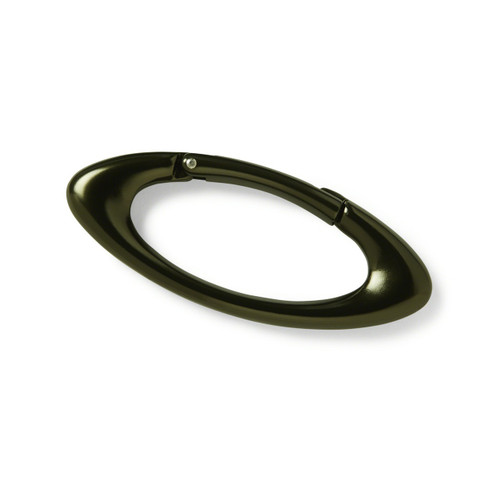 Oakley - Small Ellipse Carabiner (Surplus Green)