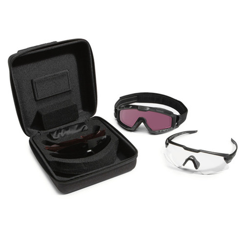 Oakley Si Ballistic M Frame Alpha Operator Kit Square Case Amped Airsoft