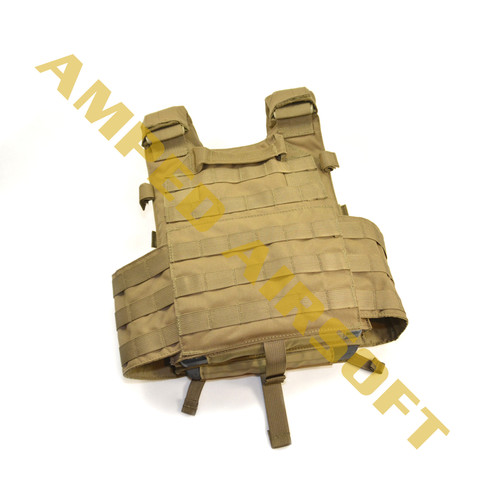 LBX Tactical - Small Modular Plate Carrier (Coyote Brown)