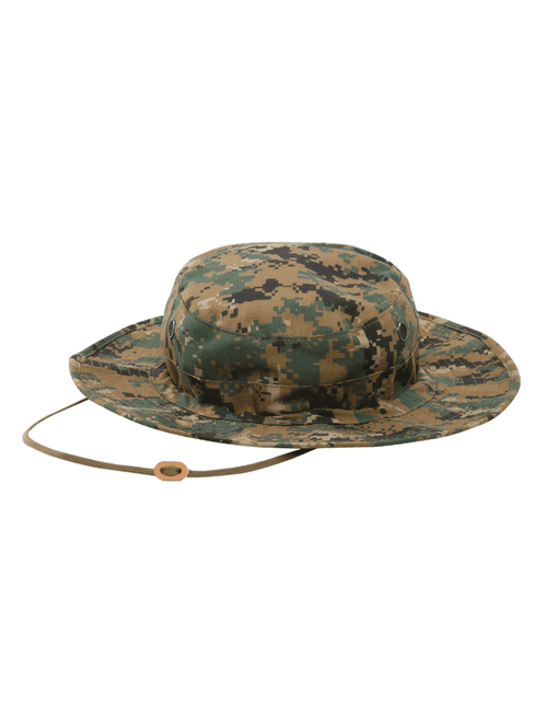 Tru-Spec - GEN 2 Adjustable Boonie Hat (Digital Woodland) 351e717a6b3