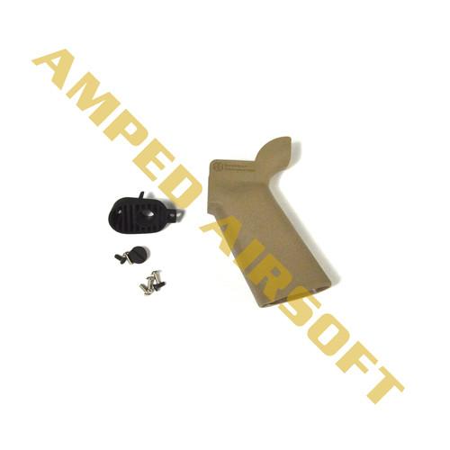 Madbull - Airsoft Umbrella Corporation Lic Pistol/Motor Grip 23 for Airsoft M4/M16 (Flat Dark Earth)