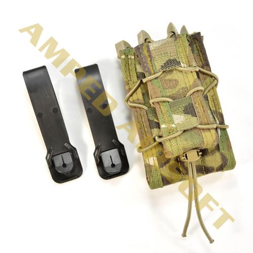 High Speed Gear - Double Decker TACO LT - Single Rifle Mag /w Single Pistol Mag Pouch (Multicam)