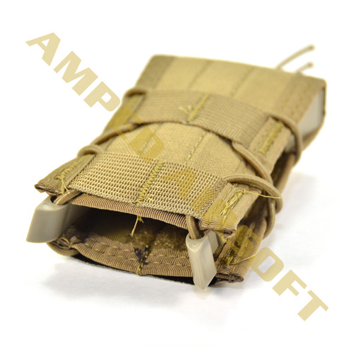 High Speed Gear - TACO LT Single Magazine Pouch (Coyote Brown)