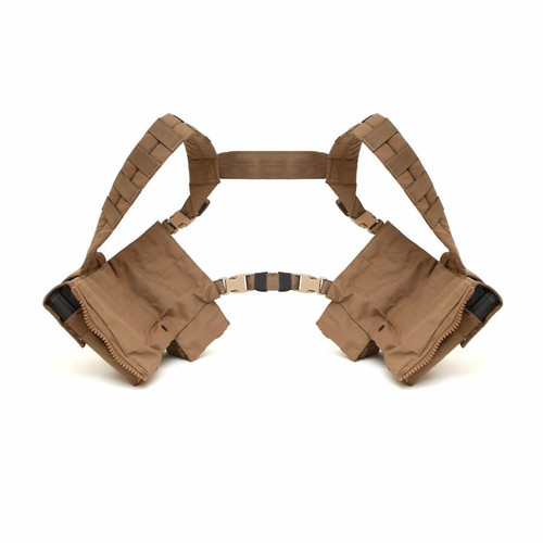 LBX Tactical - Lock and Load Chest Rig (Coyote Brown)